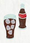 コーラ / 鉛筆,折紙,フォトショップCS4