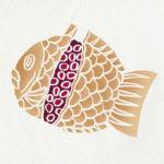 鯛焼き / 鉛筆,折紙,フォトショップCS4